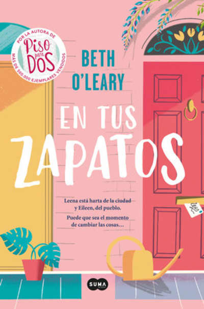 En tus zapatos / The Switch by Beth O'Learly