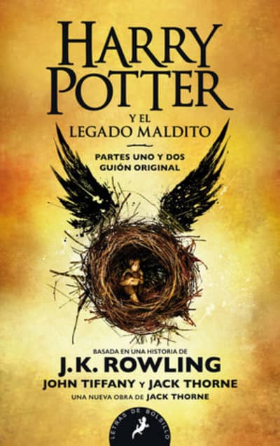 Harry Potter y el legado maldito / Harry Potter and the Cursed Child by J.K. Rowling