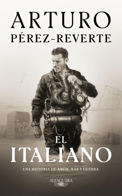 El italiano / The Italian by Arturo Pérez-Reverte