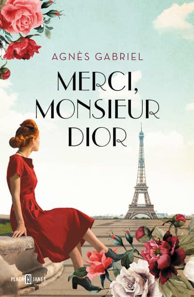 Merci, monsieur Dior (Spanish Edition) by Agnes Gabriel