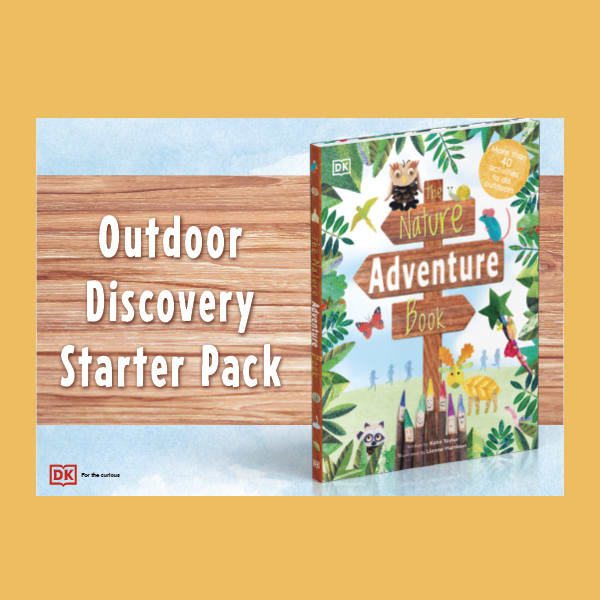 Cover image from DK's Outdoor Discovery Starter Pack