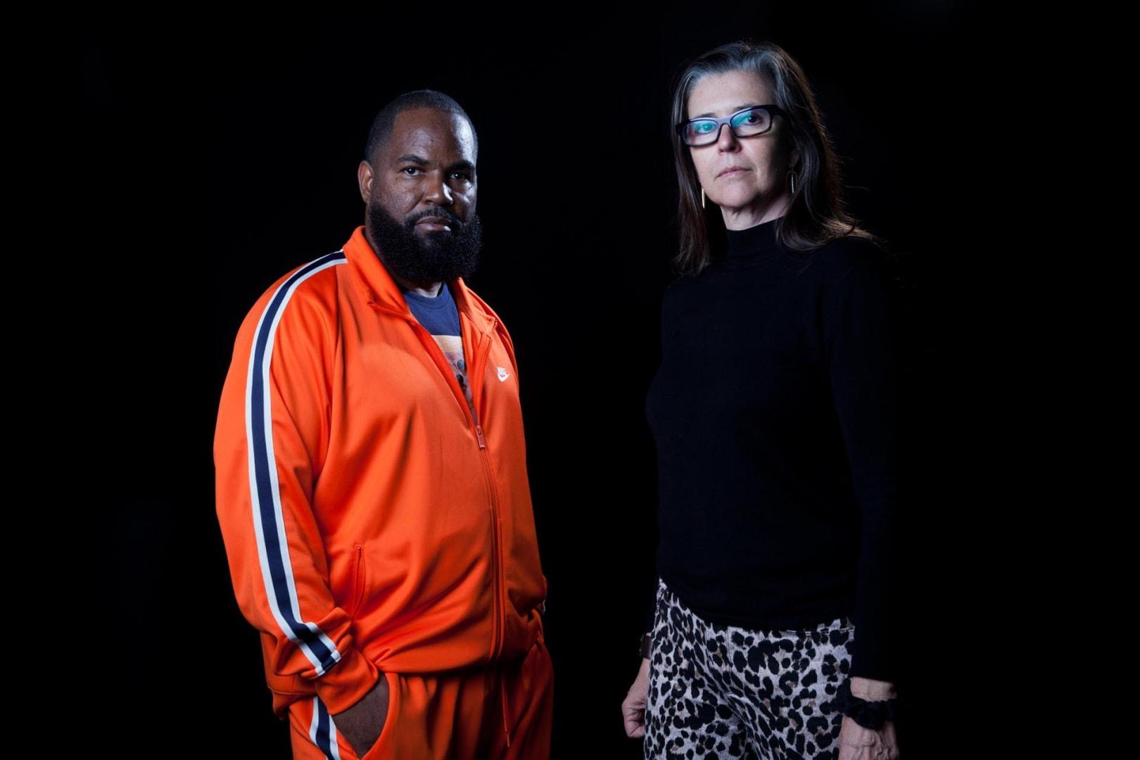 Earlonne Woods and Nigel Poor