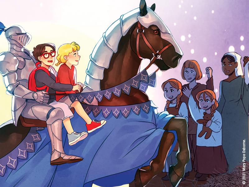 Magic Tree House Reading Adventures Graphic Novel