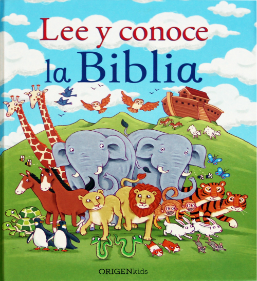 Lee y conoce la Biblia / The Lion Easy-read Bible by Christina Goodings, Jamie Smith