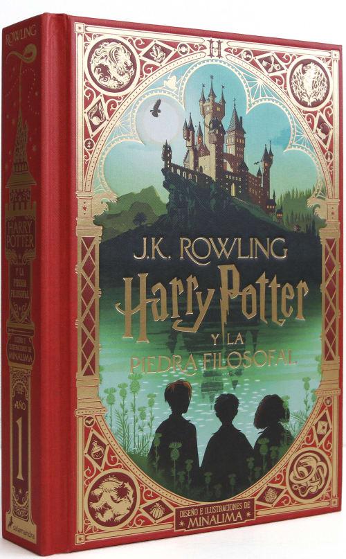 Harry Potter - La piedra filosofal