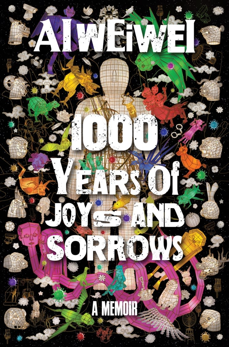 1000 Years of Joys and Sorrows by Ai Weiwei