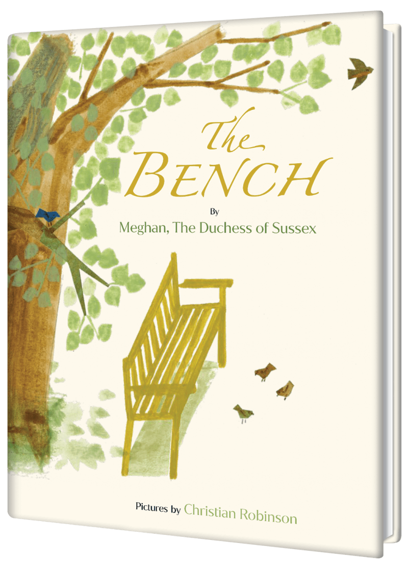 The Bench by Meghan, The Duchess of Sussex, Christian Robinson