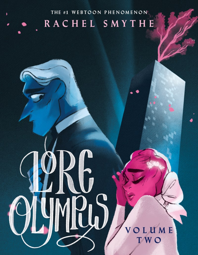 Lore Olympus Volume Two cover