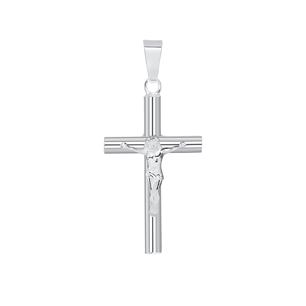 Sterling Silver Crucified Jesus
