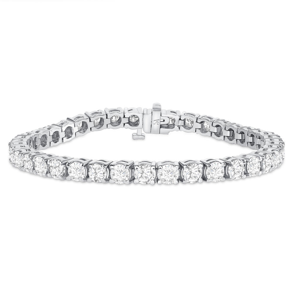 diamond tennis bracelets for women white gold | rose gold tennis bracelets