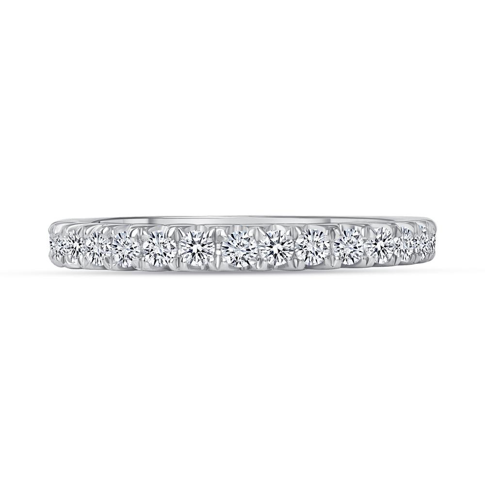 round diamond wedding ring | round cut diamond wedding ring