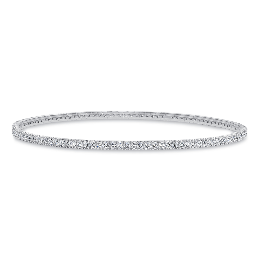 small diamond bangle | small diamond bangle bracelet
