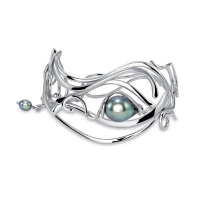 Ocean Cuff Bracelet