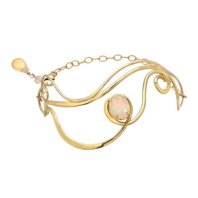 Verdant Opal Bracelet