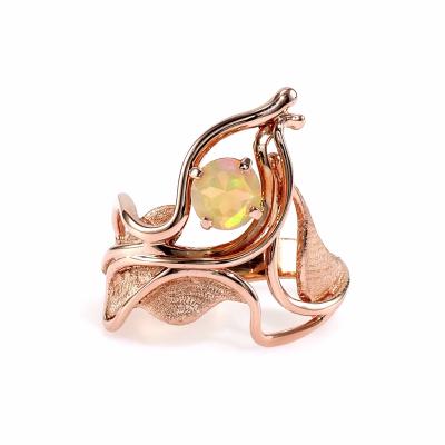 Opal Vine Ring