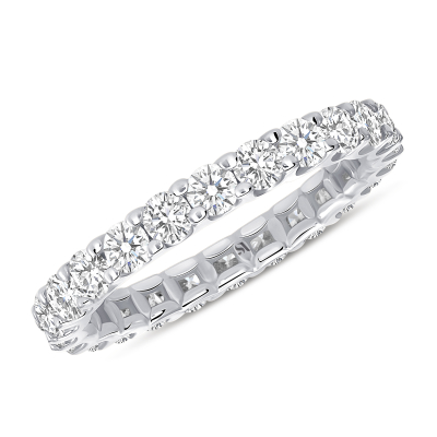 Round Eternity Band | Sabrina A Inc