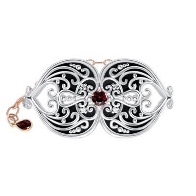 Adelaide Bracelet in Silver