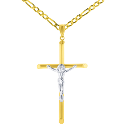 jesus christ crucifix cross pendant