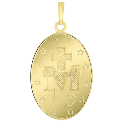 Miraculous pendant