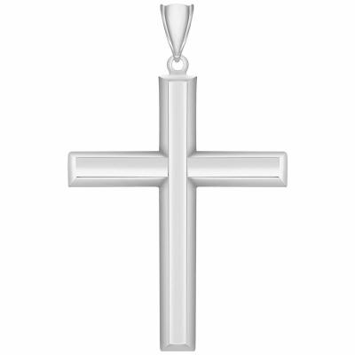 Simple Religious Pendant Necklace