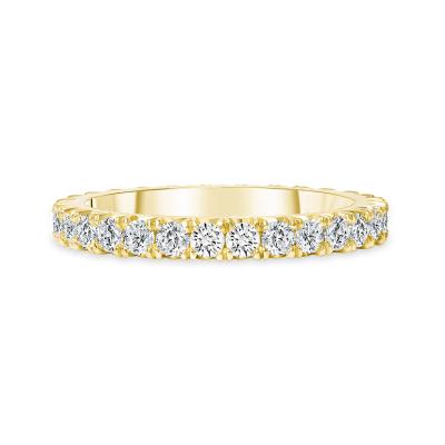 diamond platinum wedding ring gold