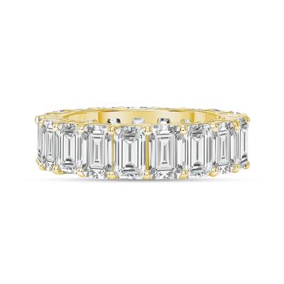 classic diamond ring yellow gold