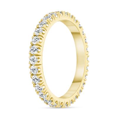 classic diamond ring gold