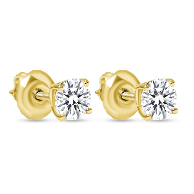petite diamond earrings | Diamond Collection