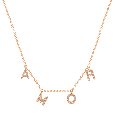 amor necklace | amor jewelry