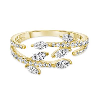 marquise diamond wedding ring | marquise diamond wedding ring in 14k yellow gold