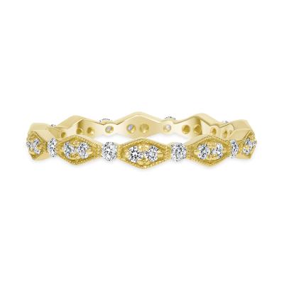 vintage diamond ring | gold vintage diamond ring