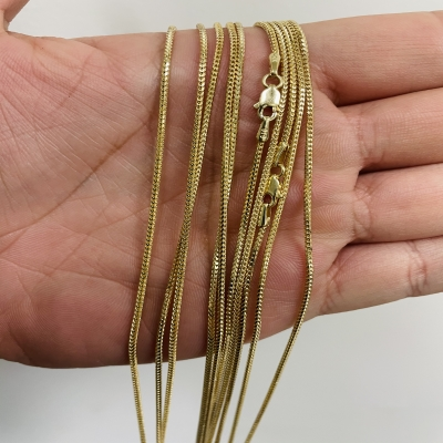 Claw Clasp Necklace