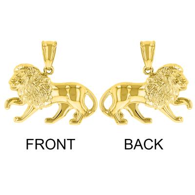 Lion Animal Pendant