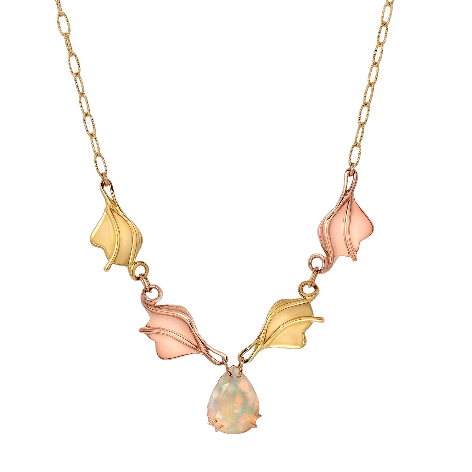 Opal Nectar Necklace