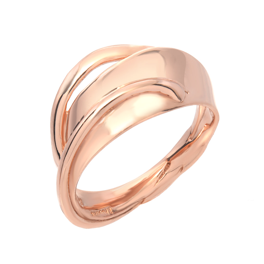 Leaf Signature Ring
