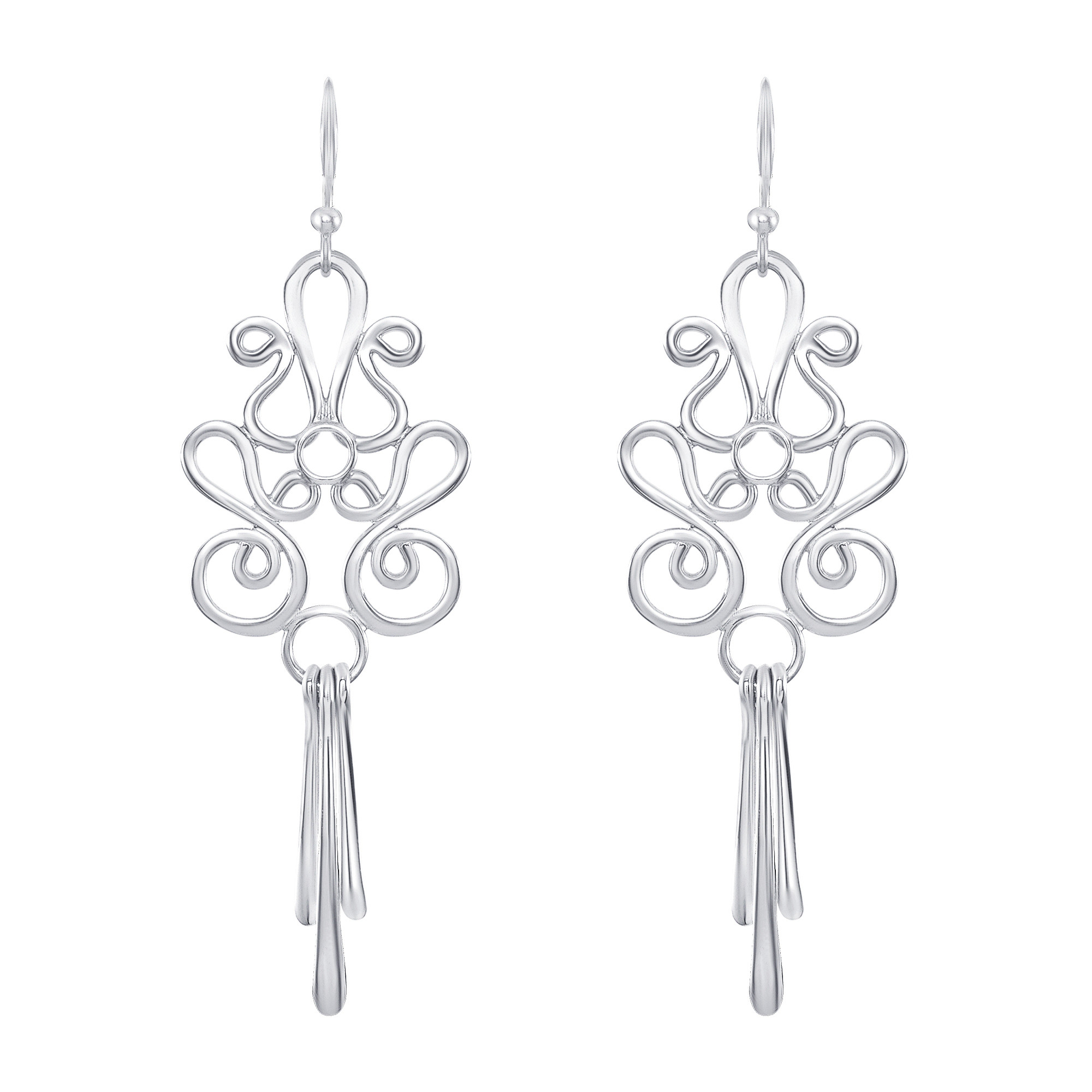 Snowflake Earrings #4