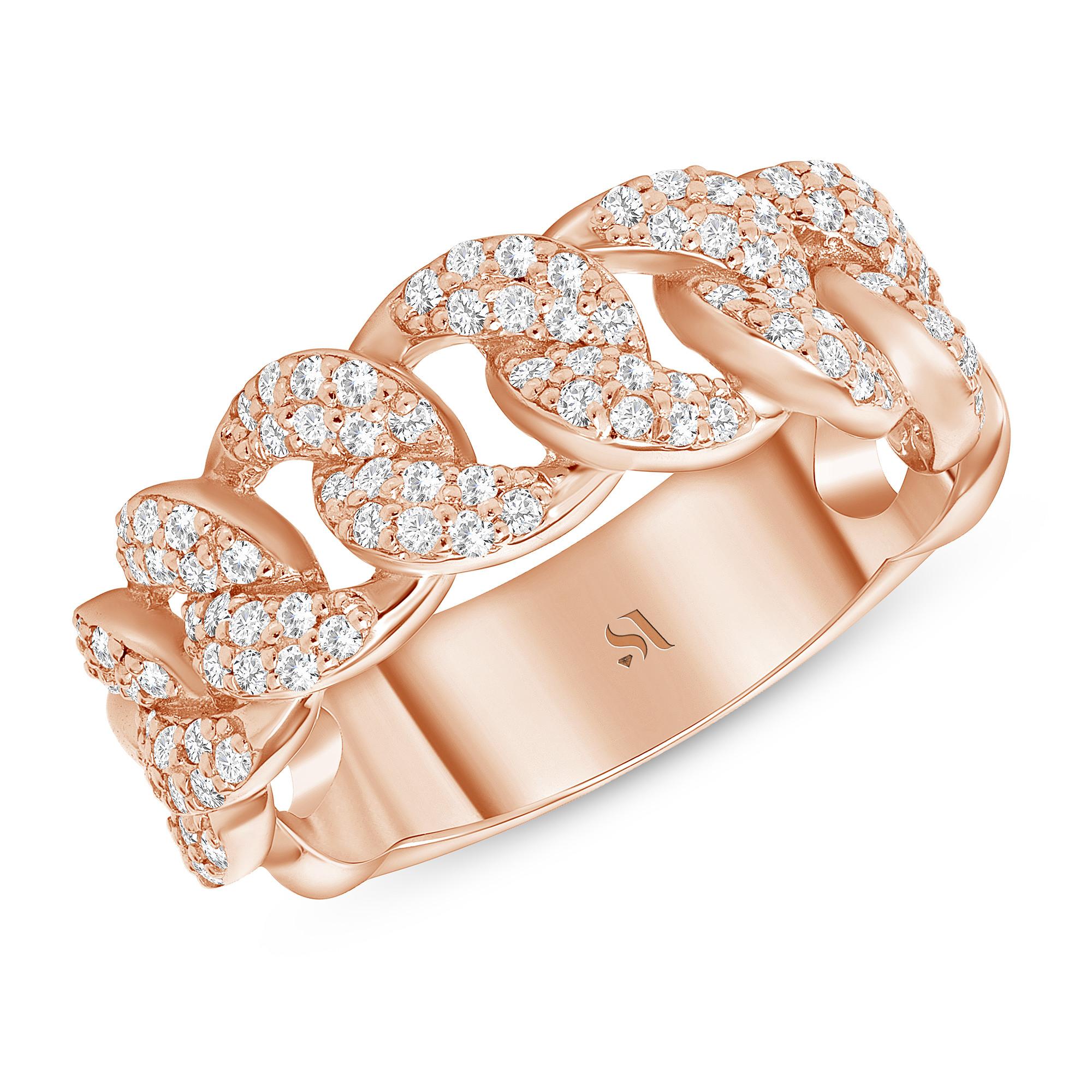 cuban link diamond