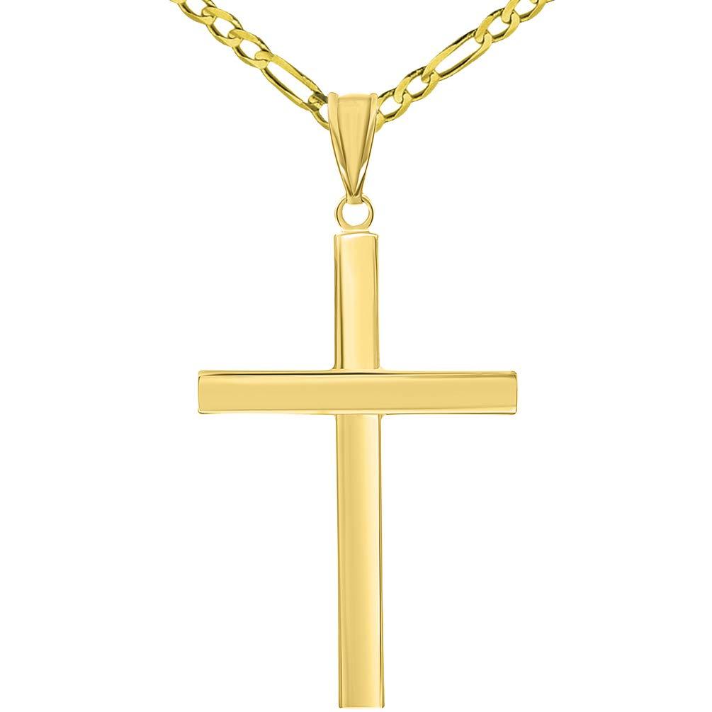 Simple Religious Cross Pendant