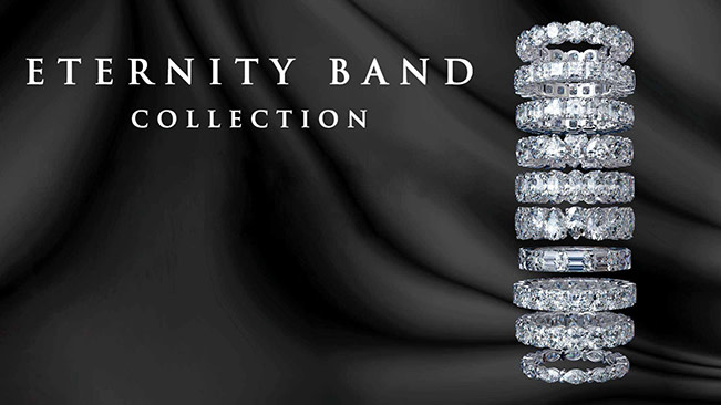 Etenity band collection