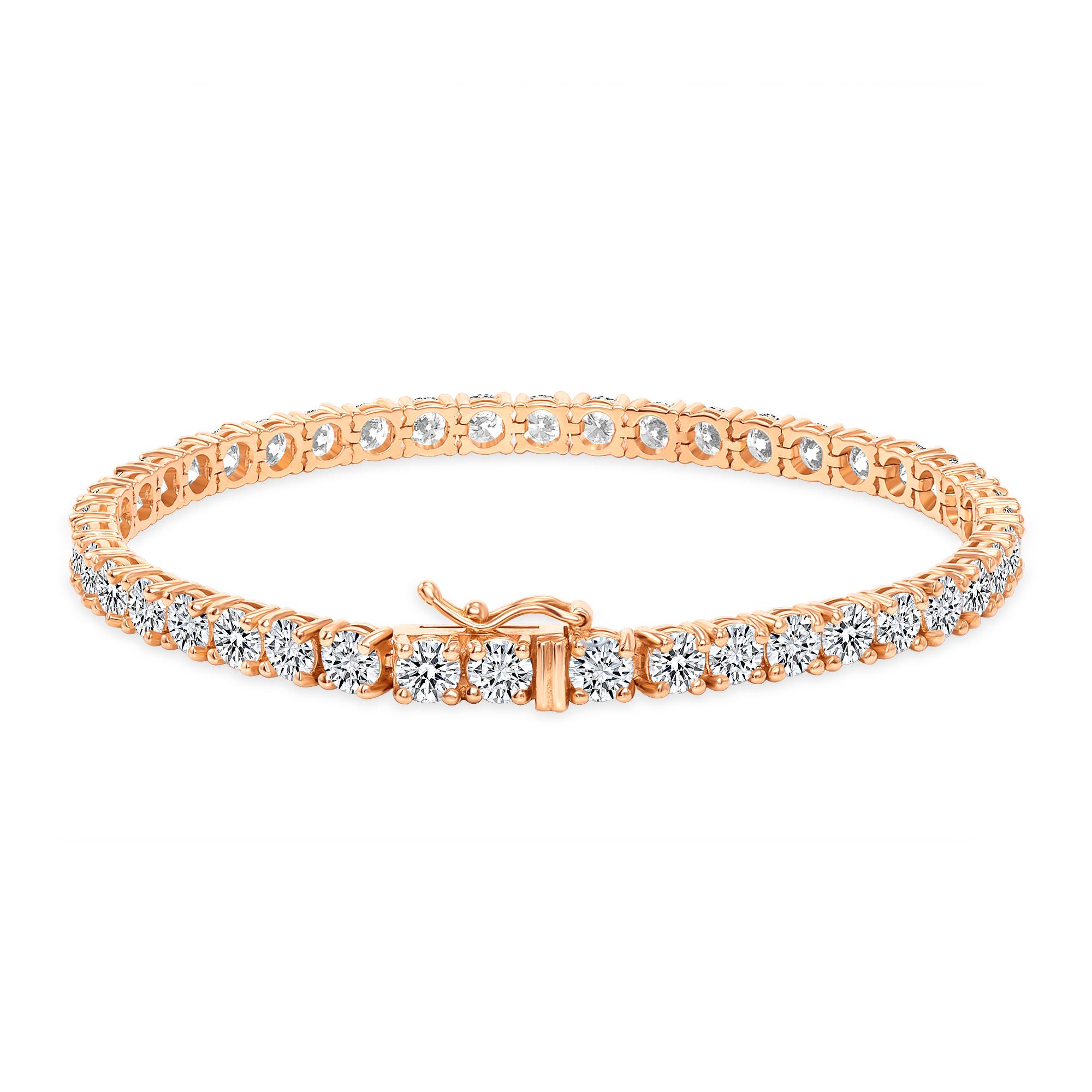 women's tennis bracelets | 14k diamond tennis bracelets | 14k gold tennis bracelets