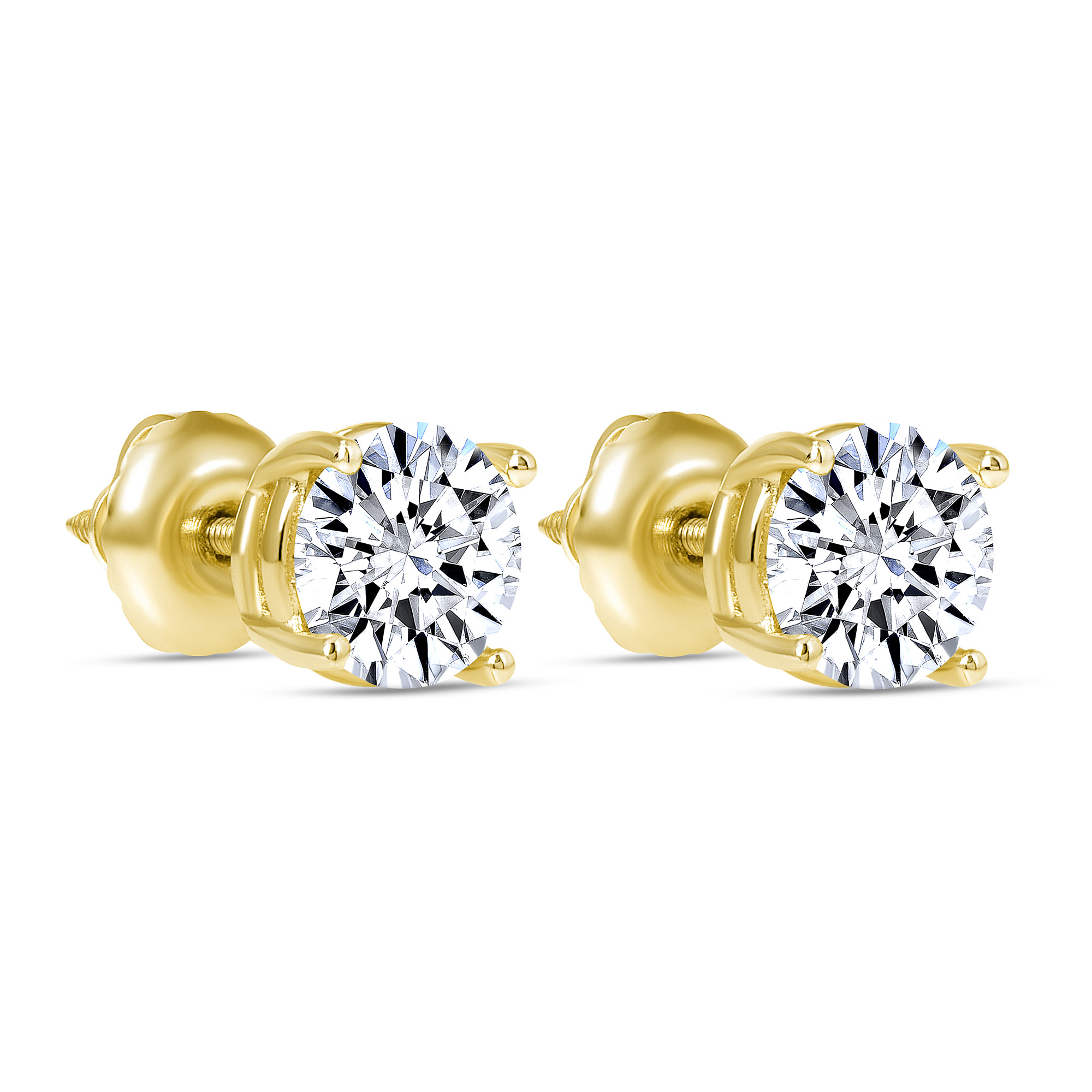 2 carat diamond stud earrings price | 2 carat diamond stud earring