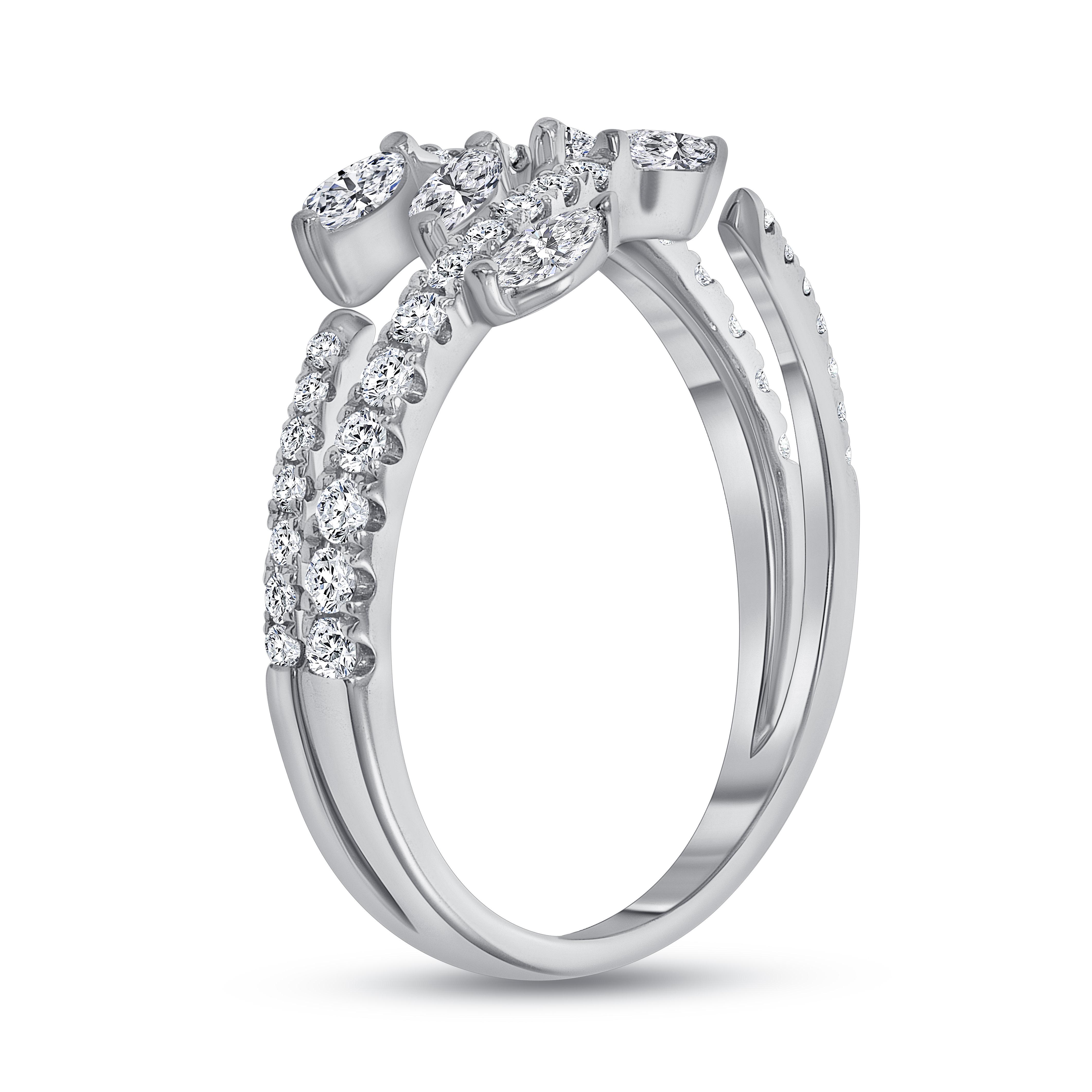 modern marquise diamond wedding ring | marquise diamond wedding ring