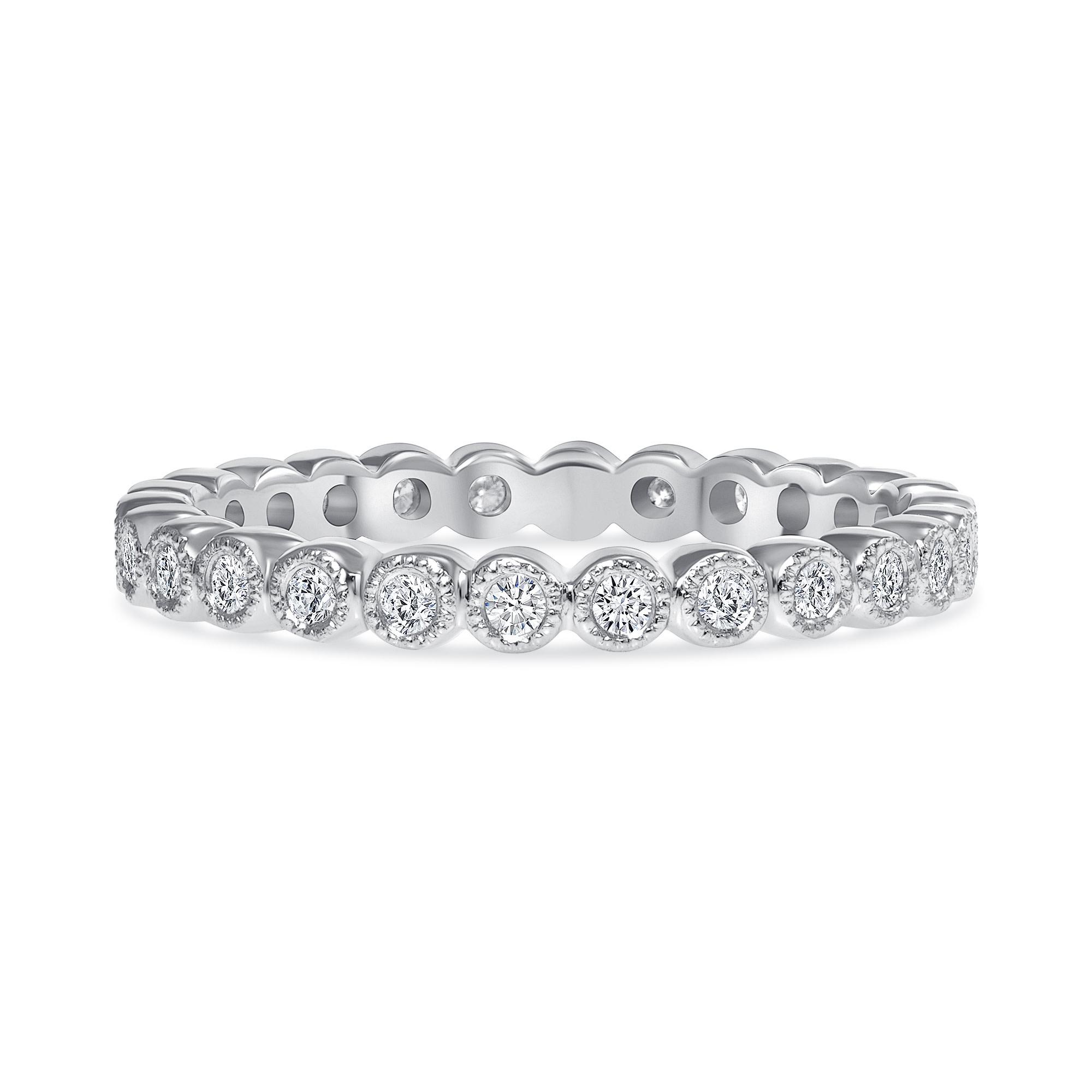 diamond eternity wedding ring | eternity diamond ring