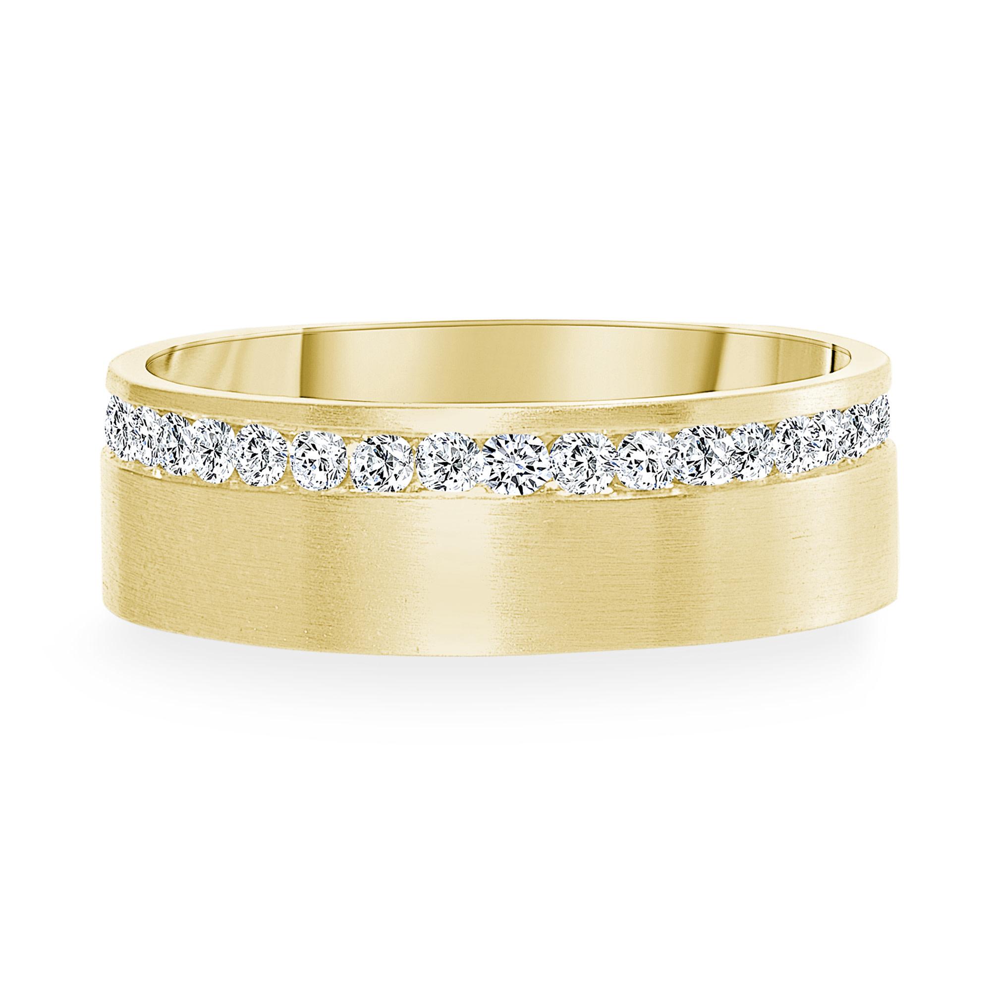 simple diamond band | Diamond Collection