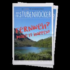 weltweiser Zeitung Nix für Stubenhocker