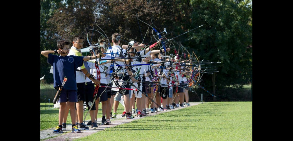 Archery - Cycling