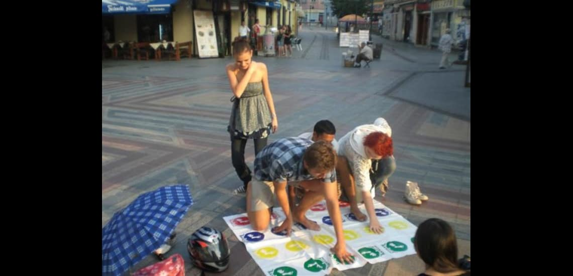Youth Festival held in Tuzla.