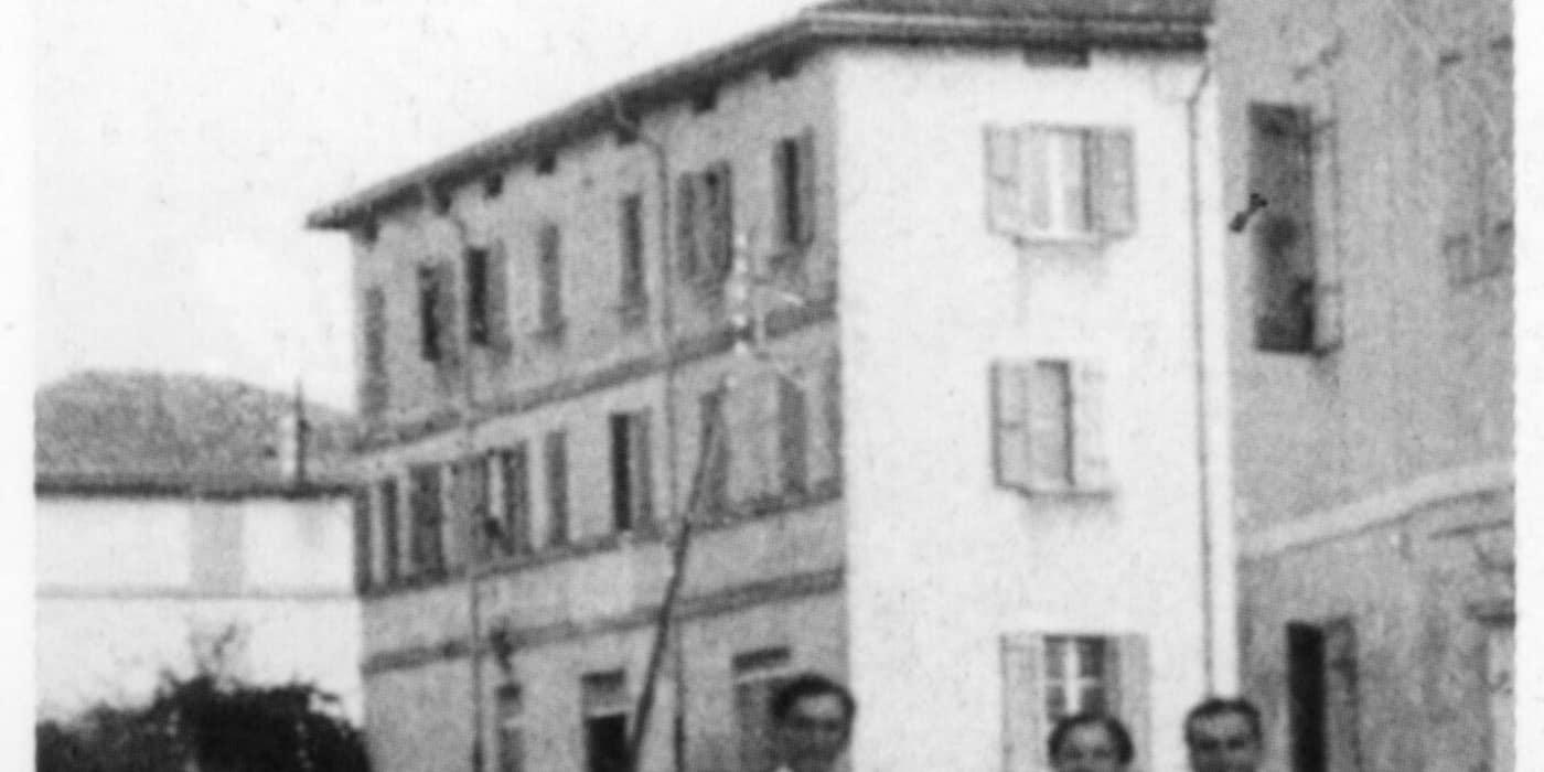 Caserma di Praticello di Gattatico, 1928