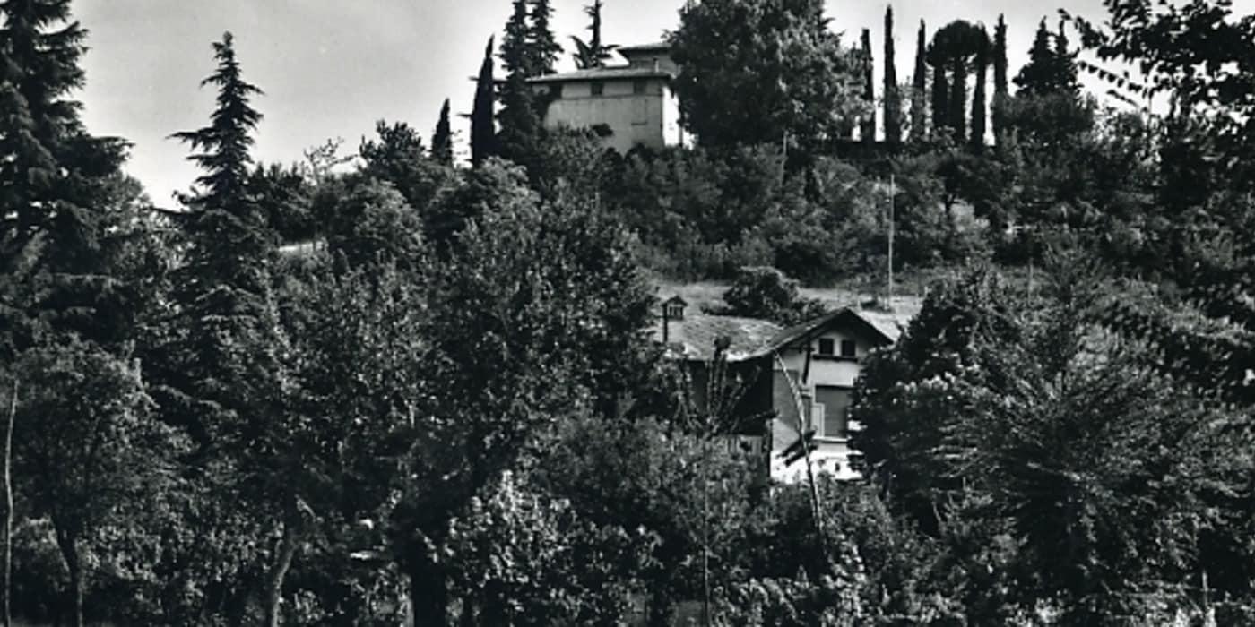 Villa Triglia a San Polo d'Enza.