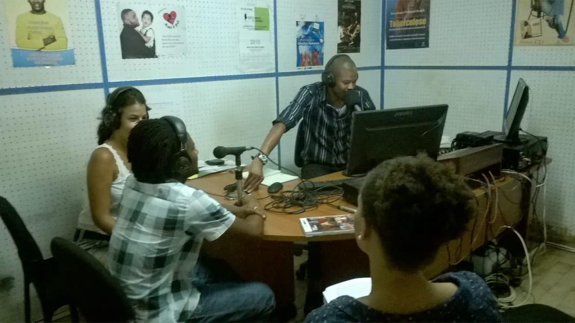 Projeto Rádio Comunitária